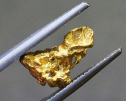 1.40g Grams Australian Gold Nugget from Bendigo LGN1372