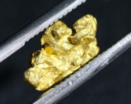 0.87g Grams Australian Gold Nugget from Bendigo LGN1377