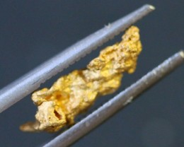 1.12g Grams Australian Gold Nugget from Bendigo LGN1378