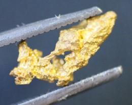 0.67g Grams Australian Gold Nugget from Bendigo LGN1379