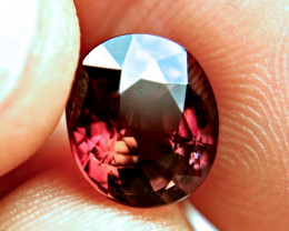 4.77 Carat Chocolate Cherry SI Tourmaline - Gorgeous