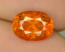 RARE COLLECTORS GEM ~ 2.90 CT UNTREATED CLINOHUMITE FROM AFGHANISTAN