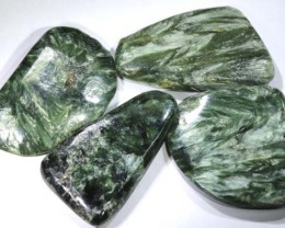 96 CTS GREEN SERAPHINITE  PARCEL ADG-1590