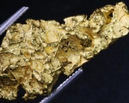 6.74 Grams Kalgoorlie Gold Nugget,Australia LGN 1383