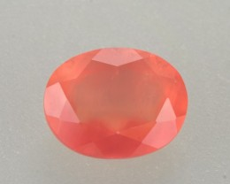 2.26ct Oval Cut Gem Quality Rhodochrosite