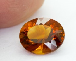 3.98Ct Natural coloured Citrine
