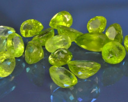 60.05 CT NATURAL PERIDOTE PARCEL FROM PAKISTAN