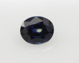 1.95cts Natural Australian Blue Sapphire Oval Cut