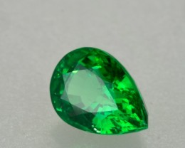 2.10ct Tsavorite Garnet Pear Cut