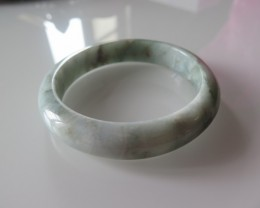 LIGHT GREEN JADE BANGLE 80GR