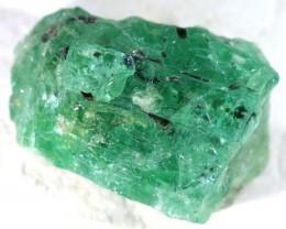 7 CTS EMERALD ROUGH  RG-1834