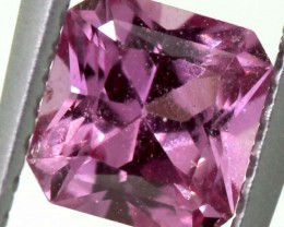 "0.65 CTS ""certified"" NATURAL PINK SAPPHIRE ANGC-575"
