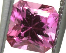 "0.70 CTS ""certified"" CEYLON  PINK SAPPHIRE ANGC-580"