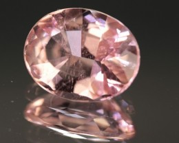 $200 OFF!  4.358 ct TOURMALINE - ORANGISH-PINK - MASTER CUT!