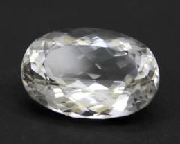 Rare 31.20 cts Top Quality Flawless NATURAL POLLUCITE Gemstone