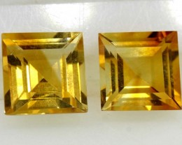 4.40 CTS CITRINE NATURAL FACETED CG-2054