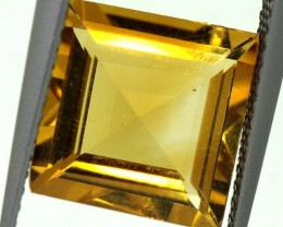 4 CTS CITRINE NATURAL FACETED CG-2057