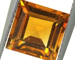 2.35 CTS CITRINE NATURAL FACETED CG-2058