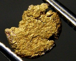 .29 Grams Espadarte Shipwreck of 1558 Gold Nugget CO 195