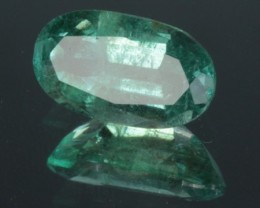 1.695 ct COLOMBIAN EMERALD - VS - MASTER CUT!