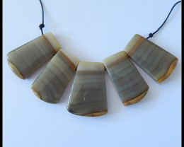 145.5Ct Natural Natural Agate Gemstone Beads Strand,Agate Necklace Bead
