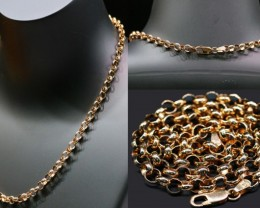 14.6 Grams 9K ROSE GOLD CHAIN  L414