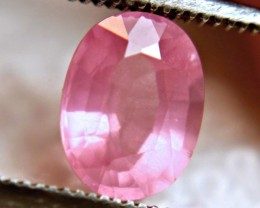CERTIFIED - 1.37 Ct. Pink VS Spinel - Gorgeous
