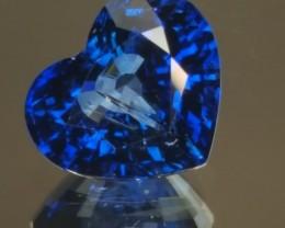 3.05ct Dark Blue Sapphire