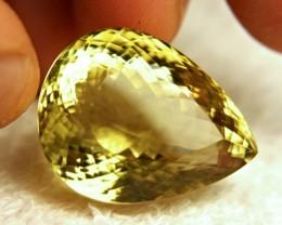 63.5 Ct. African Lemon Quartz Beauty