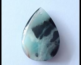 29Ct Natural Amazonite Gemstone Bead,Pendant Bead