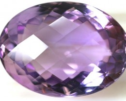 92 CTS AMETHYST FACETED HIGH QUALITY  CG-2079