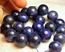1062 Tcw. Lapis Lazuli Strand - 15.25 inches - 18mm