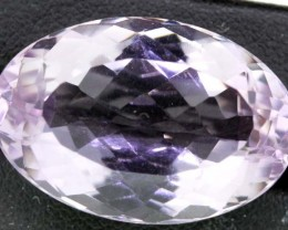 VVS1 AMETHYST FACETED HIGH QUALITY 27 CTS CG-2096