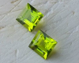 4.20 cts Magnificient Top Sparkling Intense Green Peridot