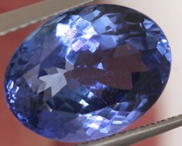 5.35 CTS AAA TANZANITE FACETED GEMSTONE TBM-849
