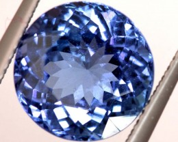 5.70 CTS AAA TANZANITE FACETED GEMSTONE TBM-850