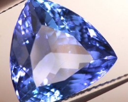 6.35 CTS  AAA TANZANITE FACETED GEMSTONE TBM-852-TRUEBLUEMINERALS