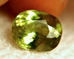 4.86 Carat VS/SI Beautiful Green Siberian Sphene - Lovely
