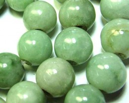 NATURAL SOLID DRILLED JADE BEADS 504 CTS NP-1909