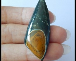 35.5Ct Natural Ocean Jasper Cabochon