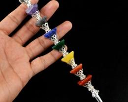 Most Powerful 43.00 Gms Seven Chakra Healing Stick