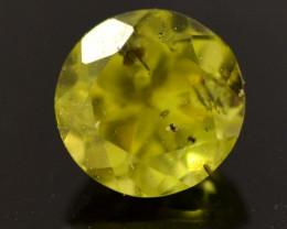 0.98cts Stunning Fresh Lime Green Peridot Stone (RP52)