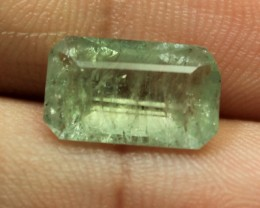 Very Beautiful cut Rare Herderite From Pakistan Collector's Gem