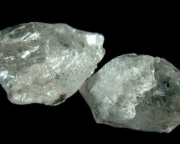 CRYSTAL QUARTZ-LIKE HERKIMER-DIAMOND 68 CTS RG-1872