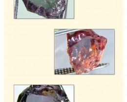 COLOUR CHANGE GARNET ROUGH 2.1 CTS RG-1878