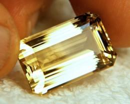 31.64 Carat IF/VVS1 Golden Beryl - Superb