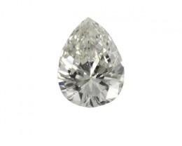 0.32cts Natural G/VVS Pear Shape Diamond