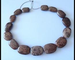 481.5Ct Natural Chohua Jasper Beads Strands Chohua Jasper Necklace Bead