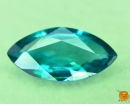 1.065 ct Natural Green Topaz