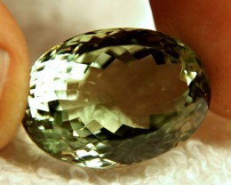 30.7 Carat African Prasiolite / Quartz - Lovely